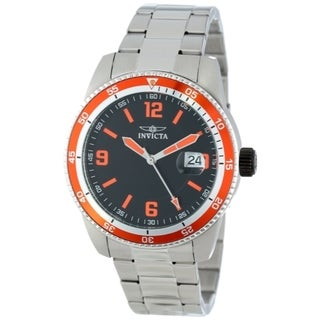 Invicta Men's Large Pro Diver Automatic Stainless Steel Watch