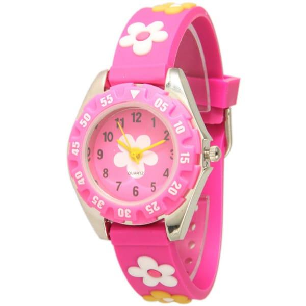 Olivia pratt kids flower watch 54c27a09 8183 4826 acce 1b0bd4259896 600