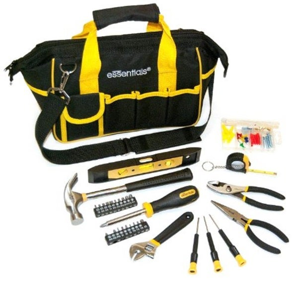 Great Neck 31-piece Essentials Around the House Tool Set with Bag