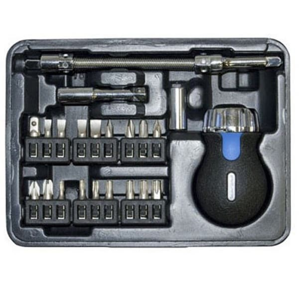 Great Neck 22-piece Ratchet Drivemaster Screwdriver Set