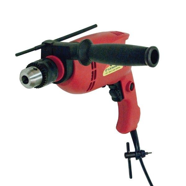 Great Neck .5 inches high ammer Drill with Variable Speed