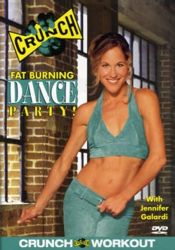 Crunch: Fat Burning Dance Party (DVD)