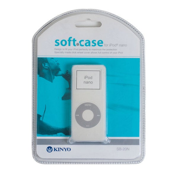 Protective Soft Case for iPod, iPod Nano