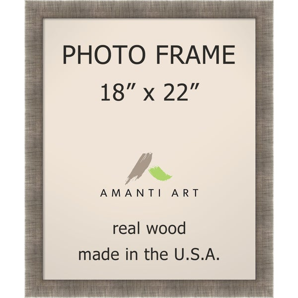Silver Leaf Photo Frame 21 x 25-inch