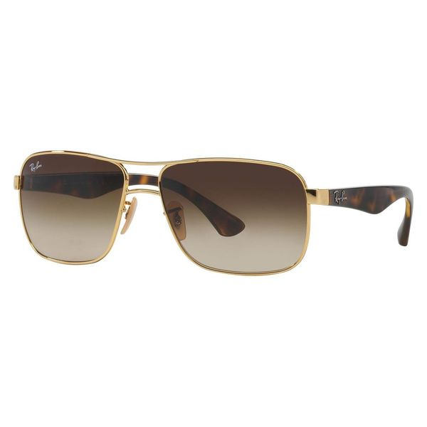 Ray Ban RB 3516 001/13 - Arista/Brown Gradient