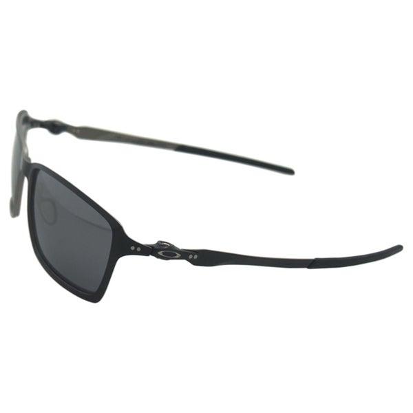 Oakley Tincan OO4082-03 - Polished Black/Black Iridium