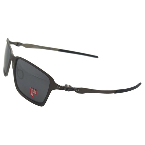 Oakley Tincan OO4082-06 - Pewter/Black Iridium Polarized