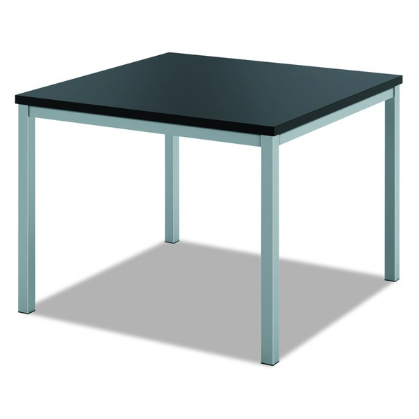 basyx Black Occasional Corner Table