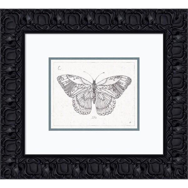 Daphne Brissonnet 'Outdoor Beauties V' Framed Art Print 24 x 22-inch
