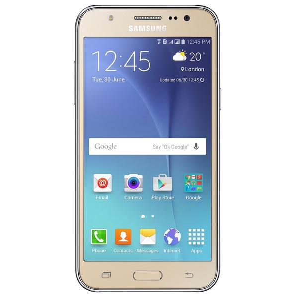 Samsung Galaxy J5 J500M 8GB Unlocked GSM 4G LTE Android Cell Phone - Gold