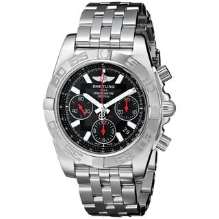 Breitling Men's AB014112-BB47 'Chronomat' Chronograph Automatic Stainless Steel Watch