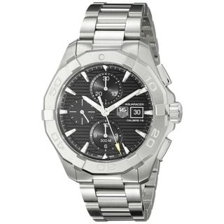 Tag Heuer Men's CAY2110.BA0925 'Aquaracer' Chronograph Automatic Stainless Steel Watch