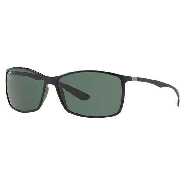 Ray-Ban Men's RB4179 Black Plastic Square Sunglasses