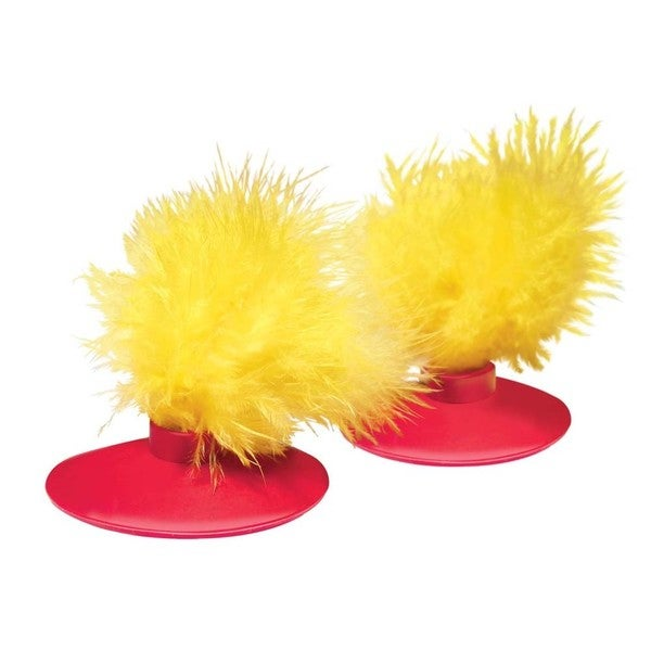 Kong Glide 'n Seek Feather Toy Replacement (Set of 2)