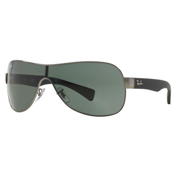 Ray-Ban Men's RB3471 Gunmetal Metal Pilot Sunglasses 16091226