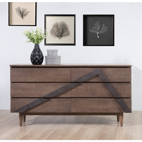Vertex 6-drawer Dresser