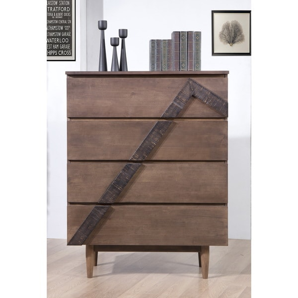 Vertex 4-drawer Chest