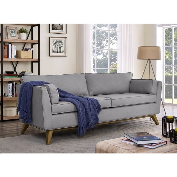 Sussex Light Grey Sofa
