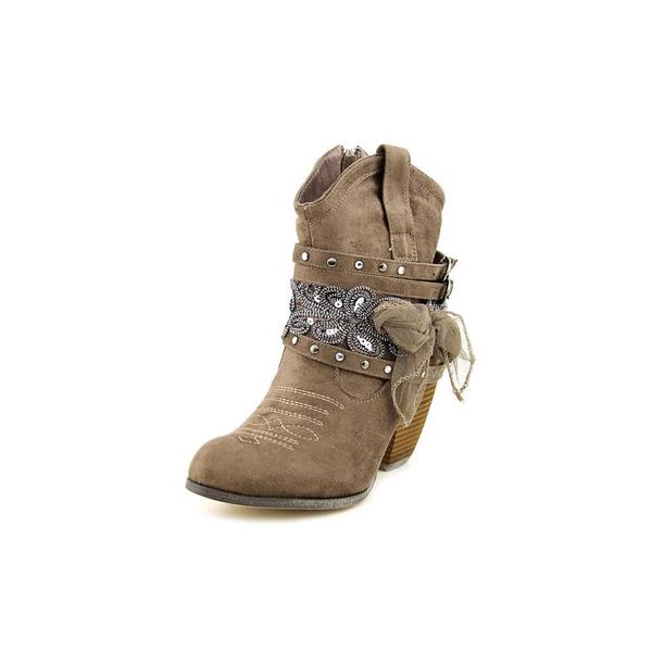 Not Rated Women's 'Stash ' Faux Suede Boots