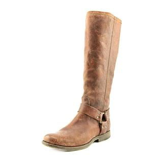 Frye Women's 'Phillip Harness Tall' Leather Boots