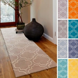 Hand-Tufted Langport Wool Rug (2'3 x 14')