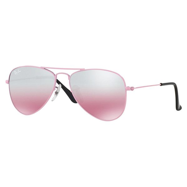 ray ban rb3026 blue gold aviator pilot sunglasses