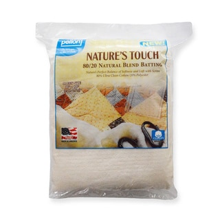 Pellon Nature's Touch Natural Blend 80/20 Batting