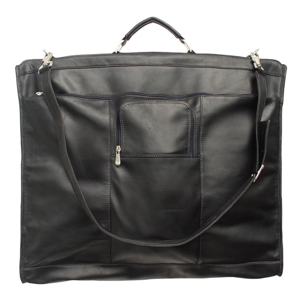 Piel Colombian Leather Elite Garment Bag