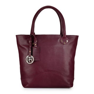 Phive Rivers Leather Tote Bag - PR973