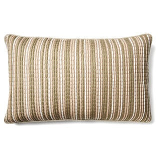 Miami Stripe 30-inch Cotton Pillow