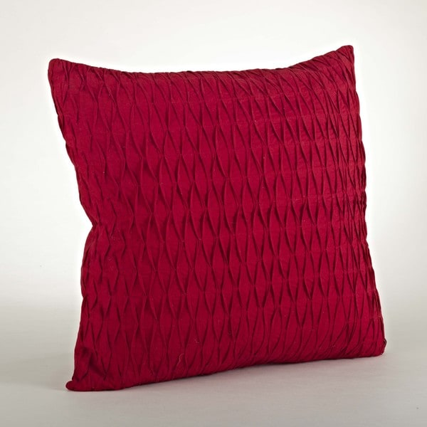 Diamond Pleated Pillow - 20inch