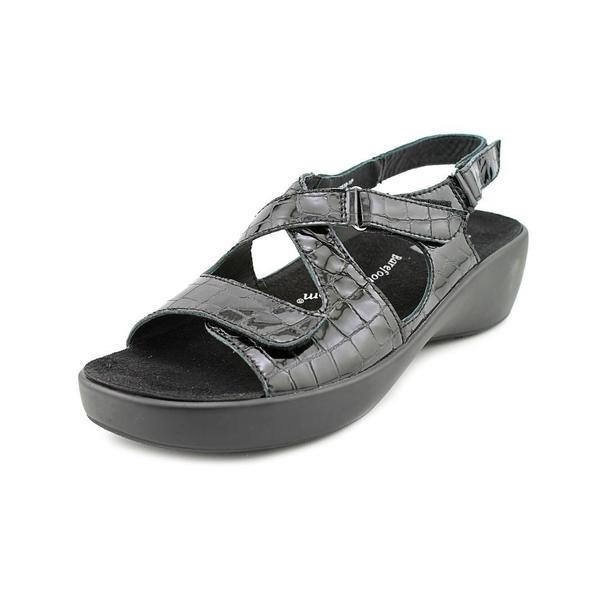 Barefoot Freedom by Drew Women's 'Abby' Leather Sandals