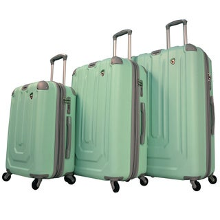 Pastello Composite Hardside Spinner Luggage 3-piece Set