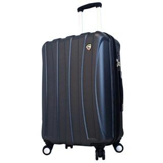 Mia Toro ITALY Tasca Fusion 24-inch Hardside Spinner Upright Suitcase