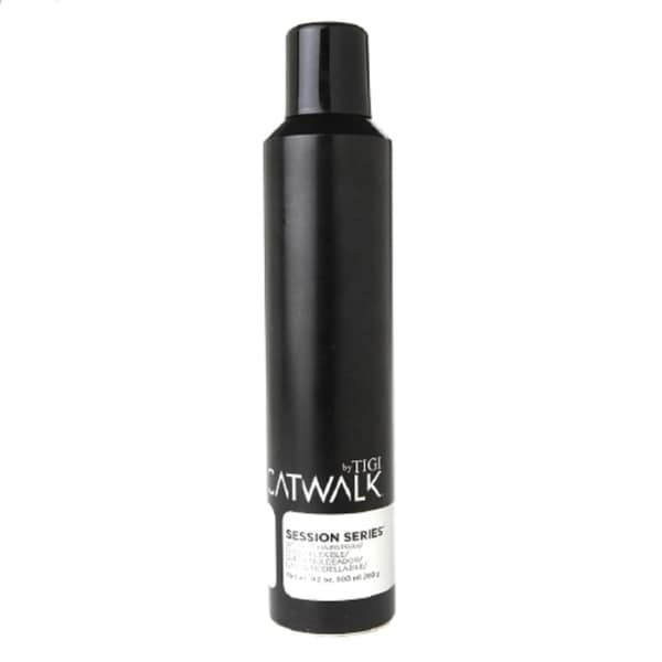 TIGI Catwalk Work-It 9.2-ounce Hairspray