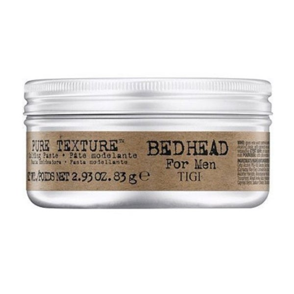 TIGI Bedhead for Men Pure Texture 3.38-ounce Molding Paste