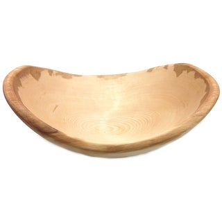 11-inch Wooden Arc Bowl