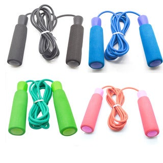 Foam Handle Jump Rope for Cardio Fitness Training Boxing