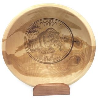 11-inch State Quarter Bowl