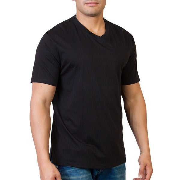 Steven Craig Apparel Men's V-neck Short Sleeve T-shirt 16102406