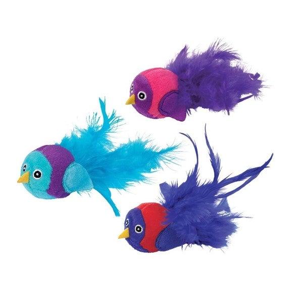 KONG Ball Buddy Birds