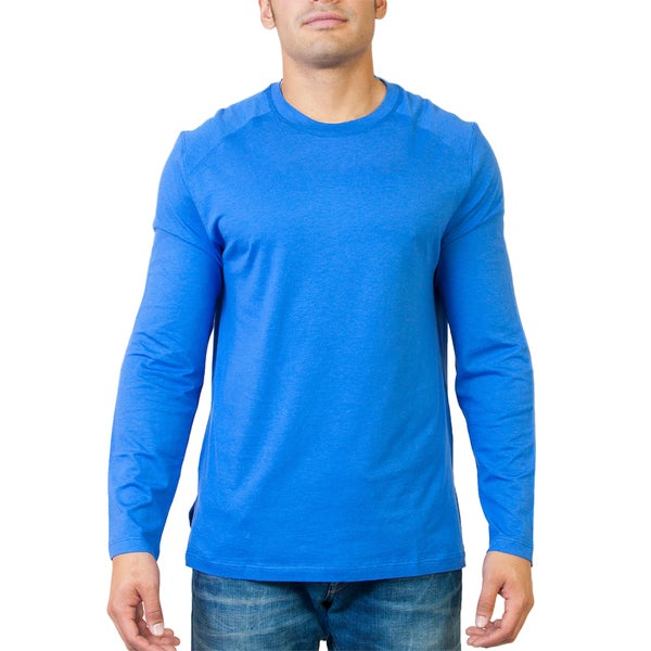 Steven Craig Apparel Men's Long Sleeve Crew Neck T-shirt 16102487