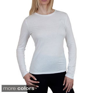 Steven Craig Apparel Women's Long Sleeve Crew Neck T-Shirt