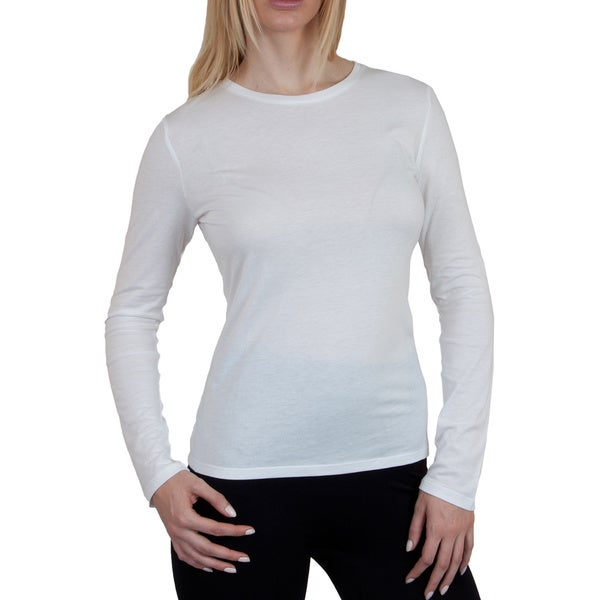 Steven Craig Apparel Women's Long Sleeve Crew Neck T-Shirt