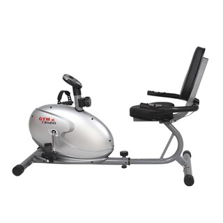 GYM of Fitness FN98008B Magnetic Recumbent Exercise Bike