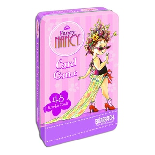Fancy Nancy Card Game Tin