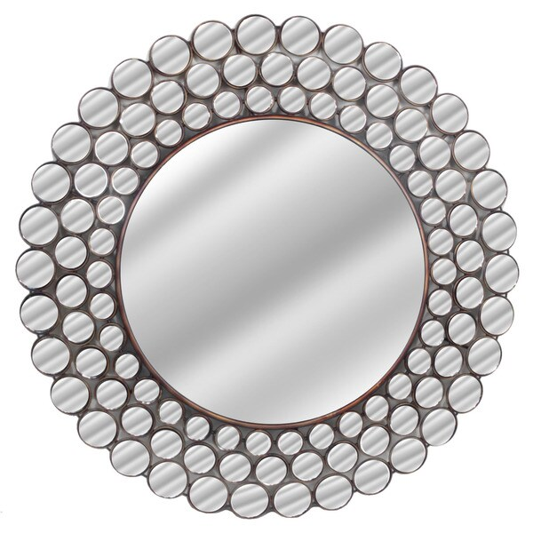 Mini Circle Frames Wall Mirror