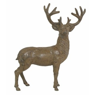 Cast Iron Decorative Deer