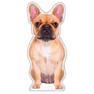 French Bulldog Shaped Pillow