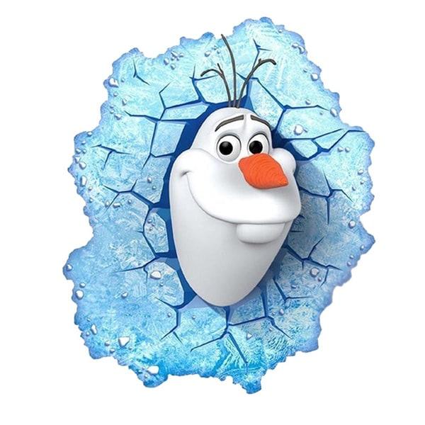 Disney's Frozen Olaf 3D Deco Light